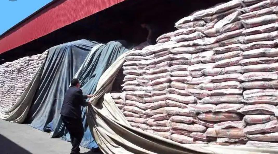 احتکار کننده 3600 تن برنج در سفر حج به سر می برد