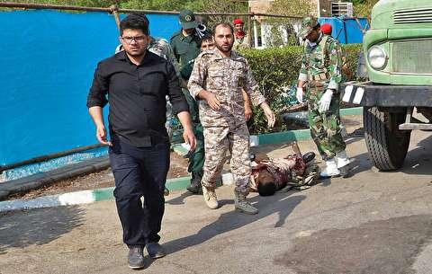 فرماندار اهواز: آمار شهدای حادثه تروریستی افزایشی نداشته؛ همان 25 نفر