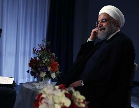 واکنش روحانی به اظهارات مقام آمریکایی درمورد حادثه تروریستی اهواز: اگر این حادثه نتیجه رفتار ایران است، آیا نباید دولت آمریکا را مسوول حادثه ۱۱ سپتامبر بدانیم؟