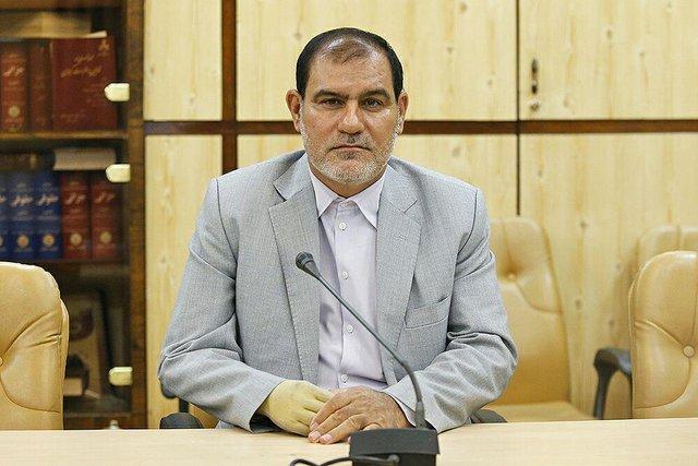 نتیجه تصویری برای جاویدنیا معاون سابق دادستان مشهد در امور فضای مجازی
