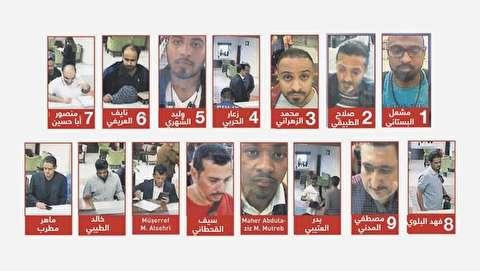 ایلاف: عربستان از ۱۵ مظنون پرونده خاشقجی بازجویی میکند