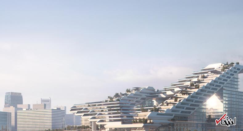 شاهکارهایی از ترکیب فناوری و معماری+تصاویر