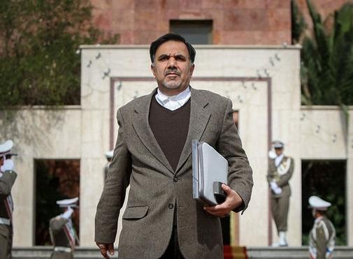 استعفای وزیر راه منتشر شد.