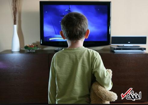 با کودکان وابسته به تلویزیون جه کنیم؟