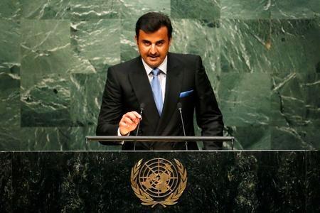 درخواست امیر قطر از جامعه جهانی برای کمک به حل بحران یمن