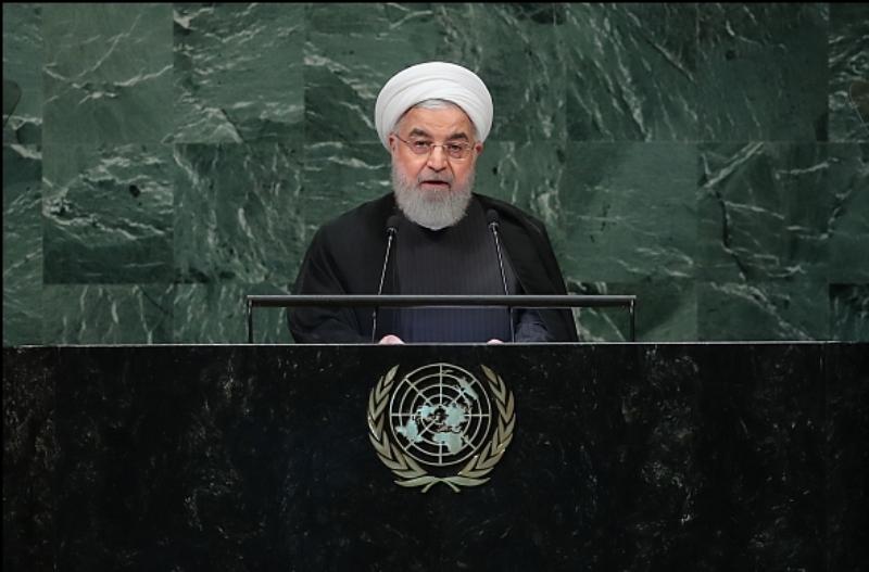 محورهای سخنان روحانی رییس جمهوری ایران در سازمان ملل