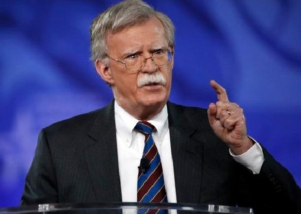 سخنان تند بولتون: اجازه نمی دهیم اروپا تحریم های ما را دور بزند / خود را برای خطرات آماده کنید / مراقت توسعه این سازوکار جدید اروپا برای تجارت با ایران هستیم / اگر ایران قدمی علیه ما بردارد، با عواقب بسیار بدی مواجه خواهد شد؛ دنبالتان خواهیم خواهیم آمد