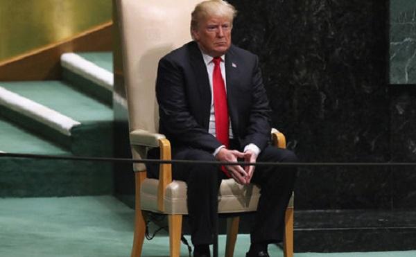 رمزگشایی «زبان بدن» ترامپ در نشست مجمع عمومی سازمان ملل+ تصاویر