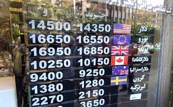 دلار در تابلوی صرافیها به کانال ۱۴ هزار تومان بازگشت
