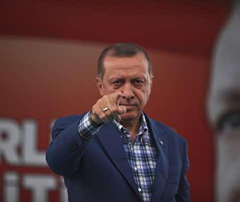 اردوغان چه در سر دارد؟