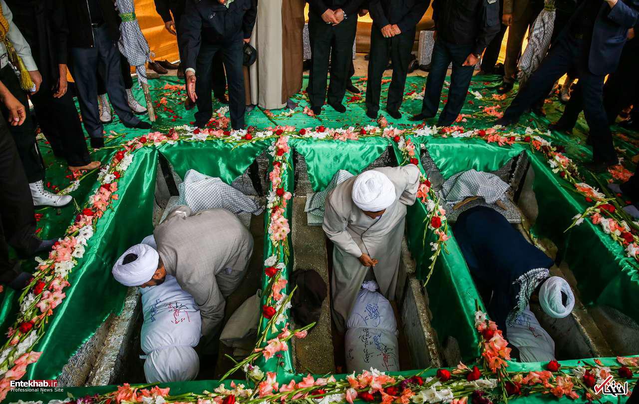 تصاویر روز : از شلیک سامانه موشکی تلاش تا حضور علمای اهل سنت در حرم امام رضا(ع)