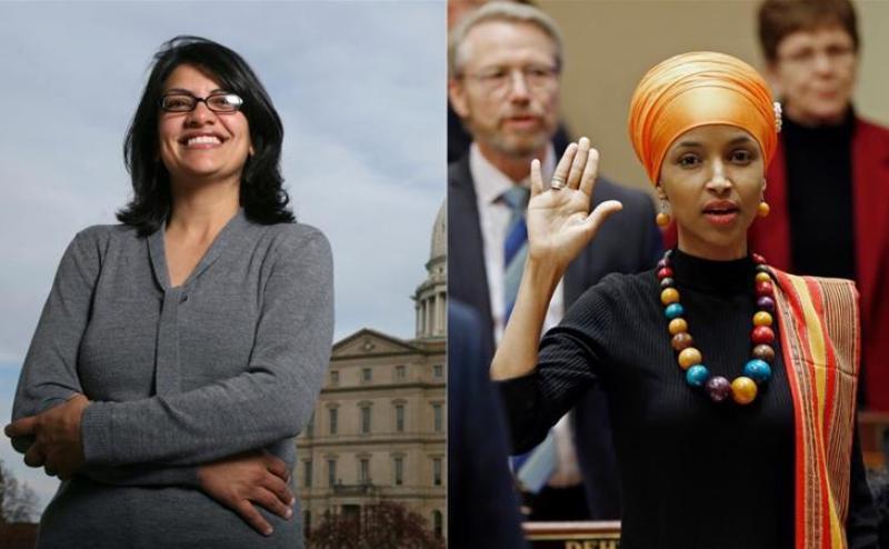 نخستین بار 2 زن مسلمان به مجلس آمریکا راه یافتند