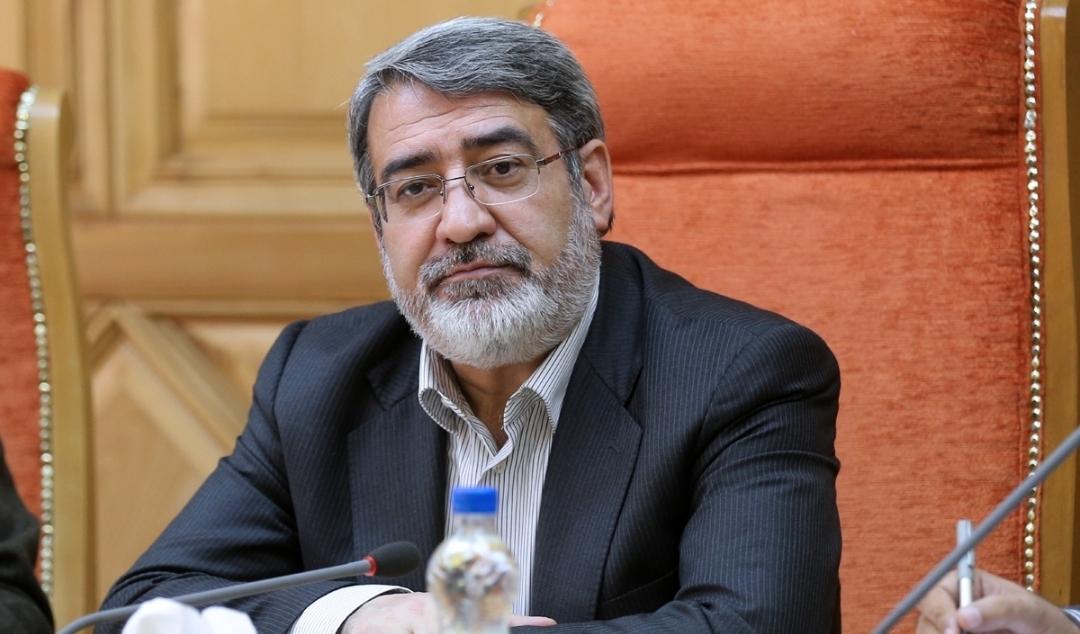وزیر کشور: امروز از مرز شلمچه و چذابه بازدید کردم/ واقعاً اعتراض یا کمبود مهمی از سوی زائران عزیز مطرح نشد!