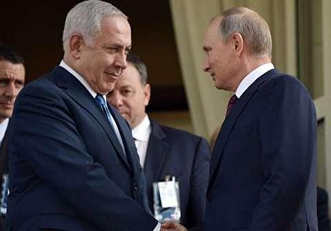 پیشنهاد پوتین به ترامپ و نتانیاهو: برخی تحریم های ایران را در قبال خروج آنها از سوریه لغو کنید
