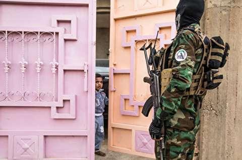 تصاویر : جستجوی خانه به خانه برای شکار عناصر داعش