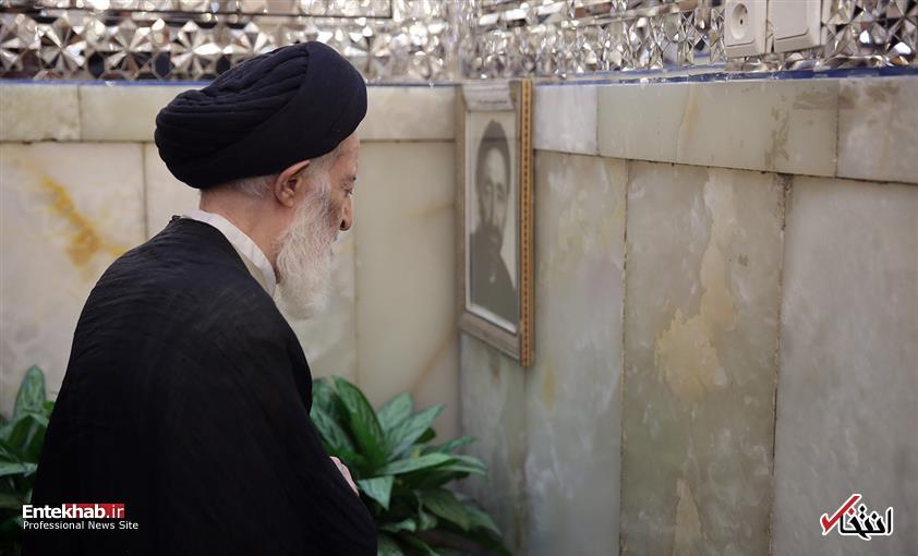 آیت الله العظمی شبیری زنجانی به روایت تصویر