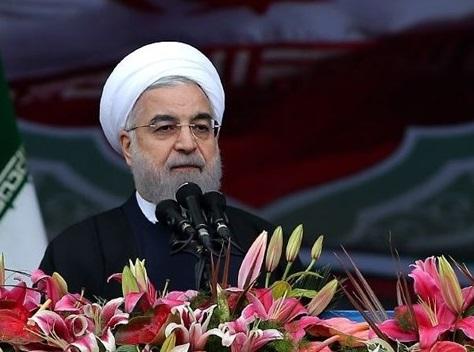 روحانی: اگر آمریکا مانع صادرات نفت ایران شود، هیچ نفتی از خلیج فارس صادر نخواهد شد