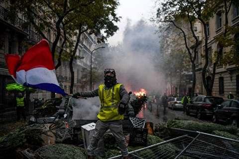آیا آمریکا و روسیه در پشت اعتراضهای مردمی فرانسه هستند؟