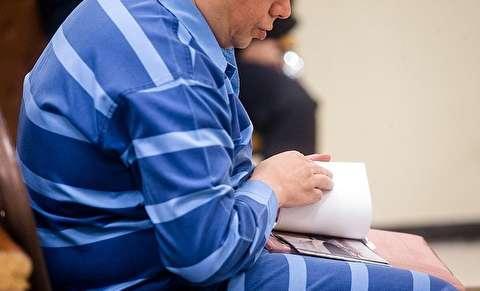 پیشنهاد وکیل باقریدرمنی برای توقف اجرای حکم اعدام: به شرکت نفتجی اعلام کردهایم حاضریم با مهلتی ۳ ماهه رد مال را انجام دهیم