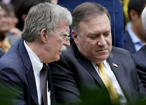 رونمایی دیپلمات های اروپایی از طرح برخی از اعضای دولت ترامپ: تحریک ایران به واکنش تند در جهت بوجود آوردن بهانه ای برای حمله نظامی