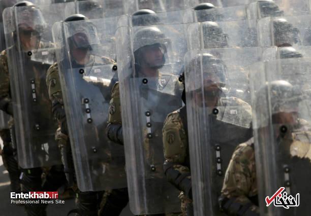 تصاویر : رژه نیروهای مسلح لبنان به مناسبت روز استقلال