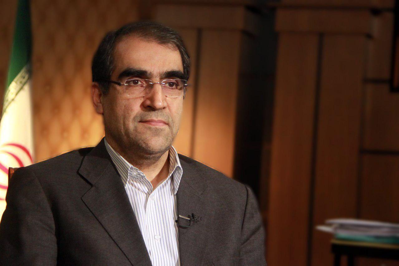 وزیر بهداشت: تمام پس گردنیها را این روزها به دولتیها میزنند