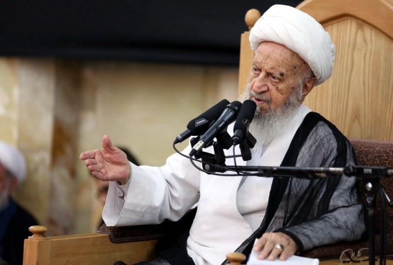آیت الله مکارم شیرازی: استیضاح وزرا در این شرایط به صلاح نیست / استیضاح به معنای تضعیف پایه فعالیت های وزیر است