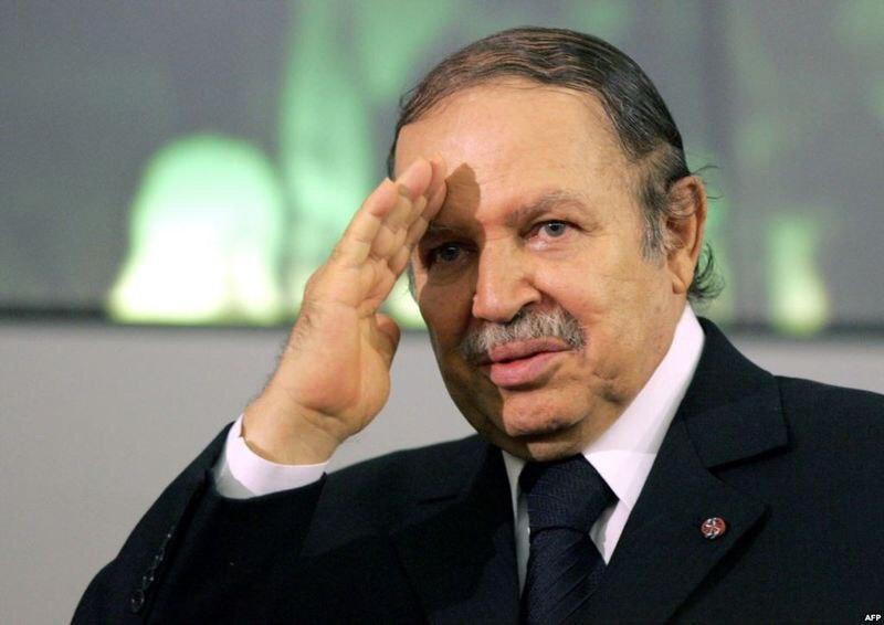 عبدالعزیز بوتفلیقه، رئیس جمهوری الجزایر از سمت خود استعفاء داد