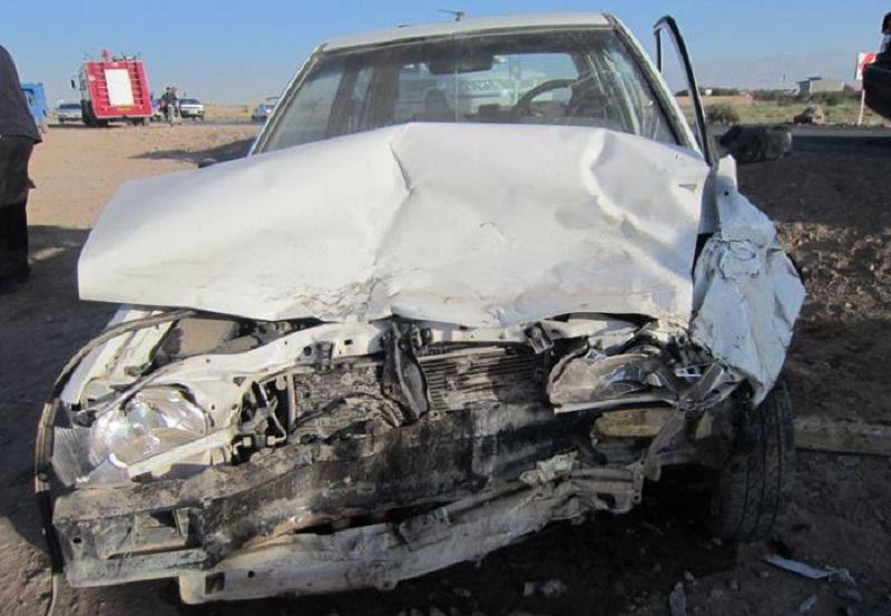 سانحه رانندگی در محور هرسین -کرمانشاه 6 کشته برجای گذاشت