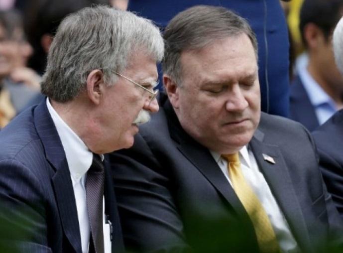 رقابت بین دو گروه در کاخ سفید بر سر ایران / دولت ترامپ راه جنگ با ایران را در پیش گرفته؟