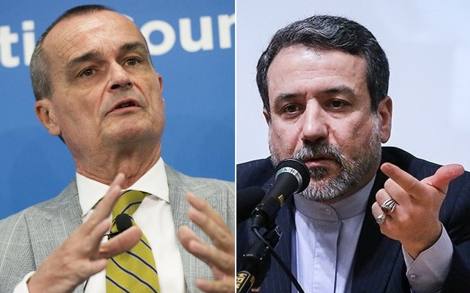 سفیر فرانسه در واشنگتن: بعد از برجام، دلیلی برای غنیسازی اورانیوم از سوی ایران وجود ندارد/ عراقچی: پاریس فورا شفاف سازی کند، در غیر این صورت اقدام لازم را انجام میدهیم