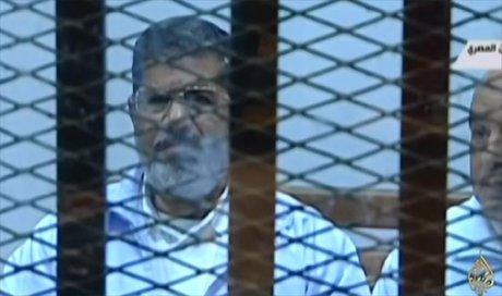 درخواست دادستان مصر برای اعدام محمد مرسی به اتهام