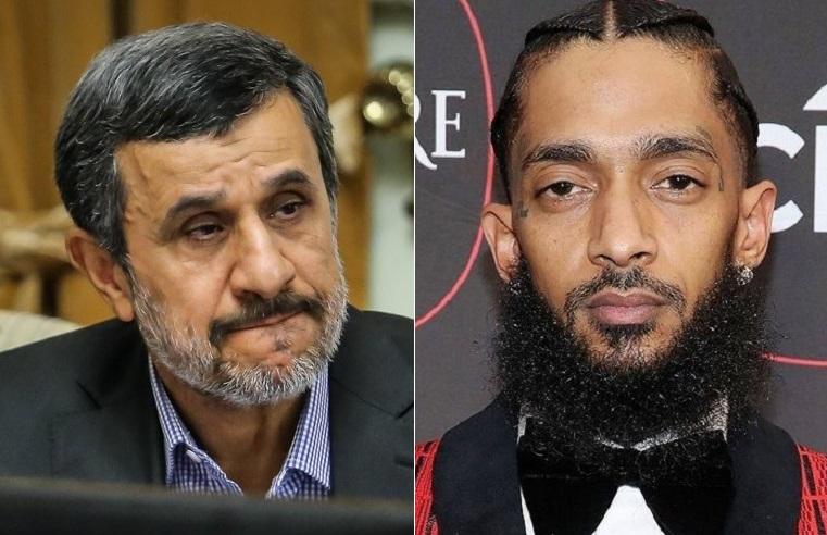 ابراز تأسف احمدینژاد از قتل رپر آمریکایی/ تحلیلگر آمریکایی: گرداننده توییتر احمدینژاد یک نابغه کمدی است