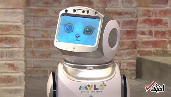 با جدیدترین روبات پرستار جهان آشنا شوید / از کمک به مبتلایان آلزایمر تا حمایت عاطفی از معلولان - 9