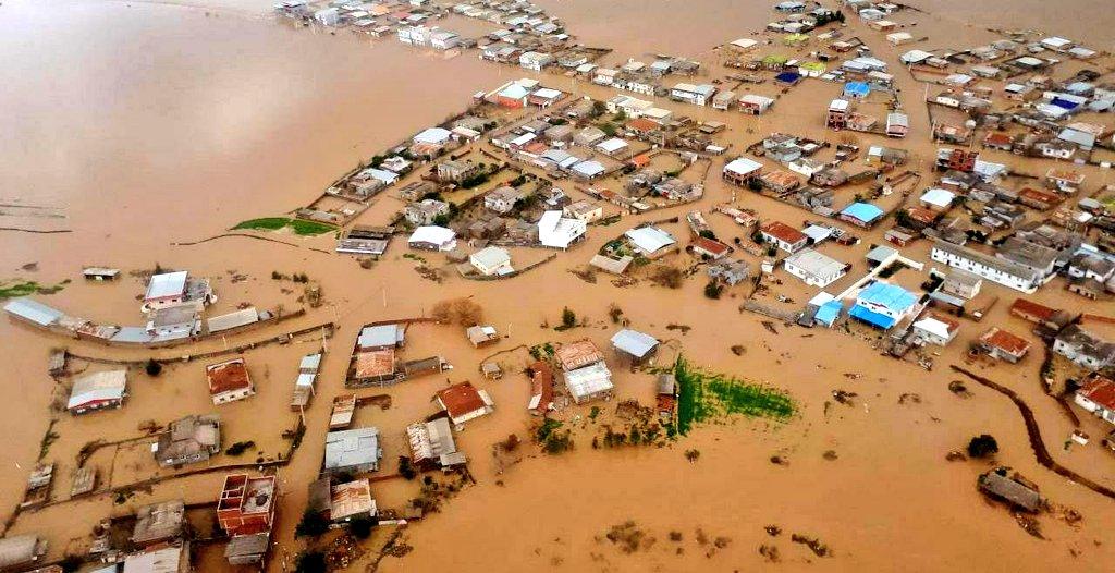 گزارش نهایی سیلاب گلستان تهیه شد/ ارسال گزارش به بازرسیکل کشور تا ۳ روز آینده