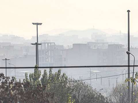هوای مشهد سالم است؛ هوای تهران کرج ناسالم برای گروه های حساس