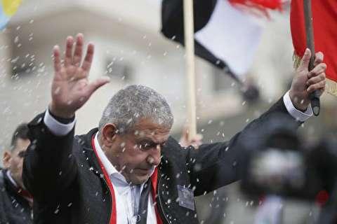 تصاویر : آزادی قدیمیترین اسیر سوری دربند زندانهای اسرائیل