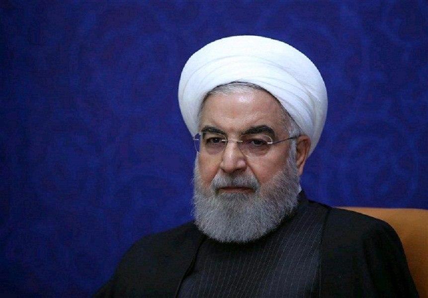روحانی: افرادی که در حادثه ی هواپیمای اوکراینی دخالت داشتند به مقامات قضایی تحویل داده خواهند شد