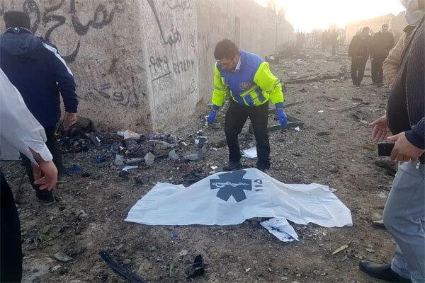 هویت ۵۰ جان باخته حادثه هواپیمای اوکراینی اعلام شد+اسامی