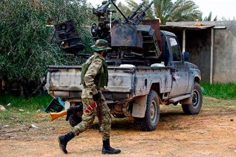 تصاویر: آتش بس در لیبی