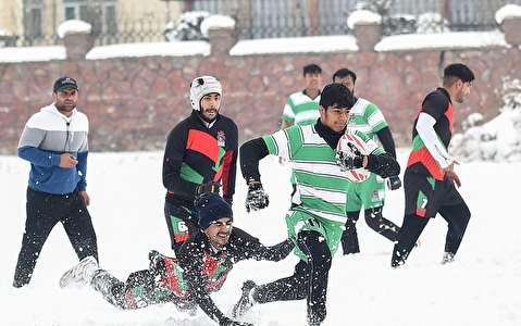 تصاویر : برف مرگبار در پاکستان و افغانستان