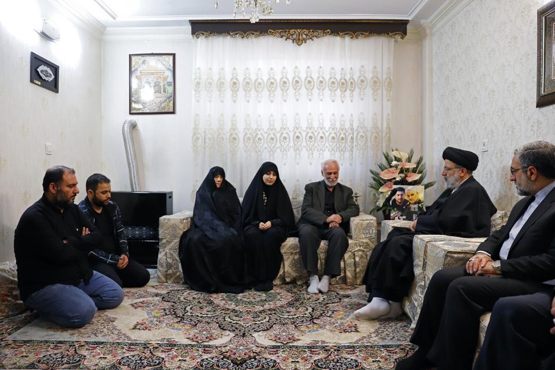 روایت آیت الله رئیسی از آخرین دیدار با شهید ابومهدی المهندس