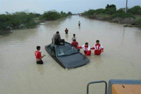 امدادرسانی به بیش از ۱۶ هزار خانوار سیلزده در سیستان