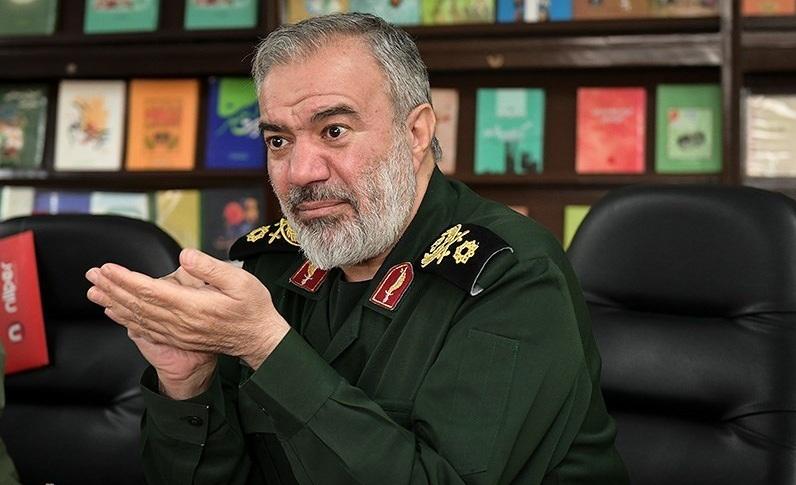 سردار فدوی: اطلاعات فراوانی در مورد حمله ایران (IRAN) به پایگاه عین الاسد داریم