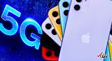 شرکت اپل آماده ورود به بازار گوشی های هوشمند 5G می شود