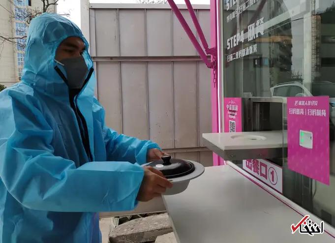 828951 154 - نگاهی به فعالیت ربات های ضدعفونی کننده در چین+تصاویر