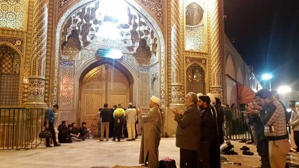 دستگیری دو نفر از هتاکان حرم حضرت معصومه(س) از سوی مراجع انتظامی/ هنجارشکنان به مراجع قضایی تحویل داده شدند