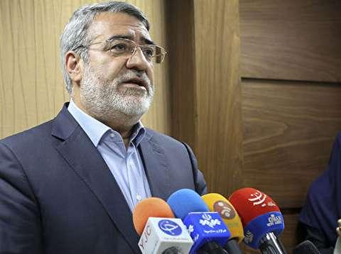 وزیر کشور: میزان مشارکت در انتخابات در کل کشور ۴۲ درصد بود / مشارکت در شهر تهران ۲۵ درصد