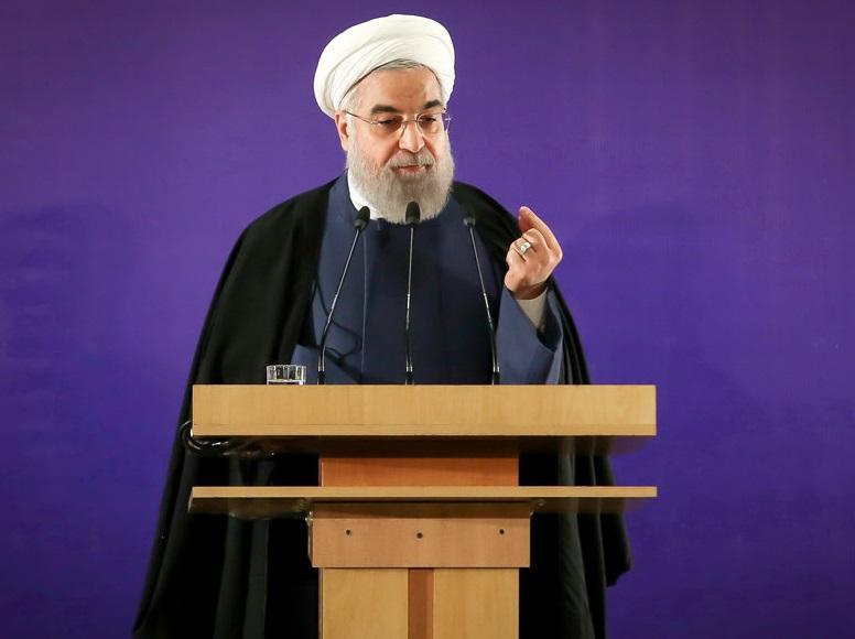روحانی: شرایط ما، خاص و ویژه است / نمیگذاریم تصمیم آمریکا در به صفر رساندن صادرات نفت ایران محقق شود؛ ماههای آینده خواهند دید