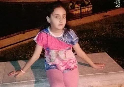 تصاویری از «باران شیخی» دختربچه شازندی، پس از آزاد شدن از چنگال ربایندگان